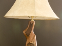Whitetail Deer Lamp(Sold)