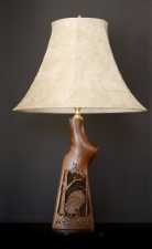 Wild Turkey Lamp(Sold)